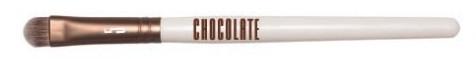 Štetec na nanášanie tieňov a pigmentov - Novara Chocolate No. 5 Taklon Make Up Brush — Obrázky N1