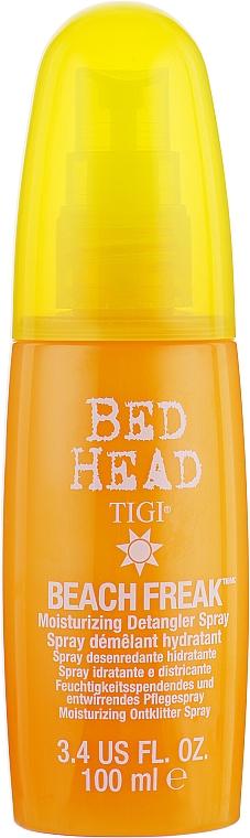 Zvlhčujúci sprej na vlasy - Tigi Bed Head Beach Freak Detangler Spray