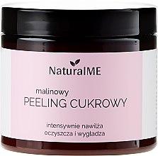 """Voňavky, Parfémy, kozmetika Cukorový telový peeling """"Malina"""" - NaturalME"""