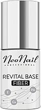 Voňavky, Parfémy, kozmetika Báza pod gélový lak - NeoNail Professional Revital Base Fiber