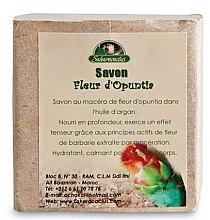 Voňavky, Parfémy, kozmetika Mydlo s macerátom opuncie figovej - Efas Saharacactus Macerat Opuntia Ficus Soap