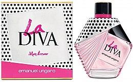 Voňavky, Parfémy, kozmetika Ungaro La Diva Mon Amour - Parfumovaná voda