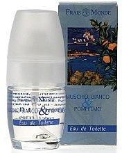 Voňavky, Parfémy, kozmetika Frais Monde White Musk And Grapefruit - Toaletná voda