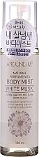 """Voňavky, Parfémy, kozmetika Mušt na telo """"Biele pižmo"""" - Welcos Around Me Natural Perfume Vita Body Mist Musk"""
