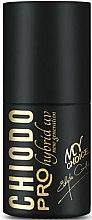 Voňavky, Parfémy, kozmetika Hybridný lak na nechty - Chiodo Pro Black & White Style