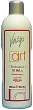 Voňavky, Parfémy, kozmetika Krémové oxidačné činidlo 10 vol - Vitality's Art Performer