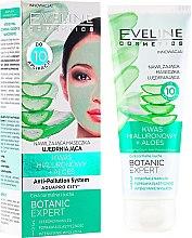 Voňavky, Parfémy, kozmetika Hydratačná spevňujúca maska na tvár - Eveline Cosmetics Botanic Expert