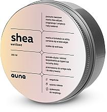 Voňavky, Parfémy, kozmetika Bambucké maslo na tvár a telo Vanilka - Auna Shea Vanilla Butter