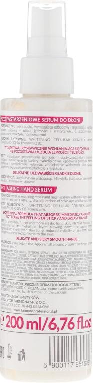 Sérum na ruky - Farmona Hands Slow Age Anti-ageing Hand Serum — Obrázky N2
