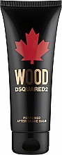 Voňavky, Parfémy, kozmetika Dsquared2 Wood Pour Homme - Balzam po holení