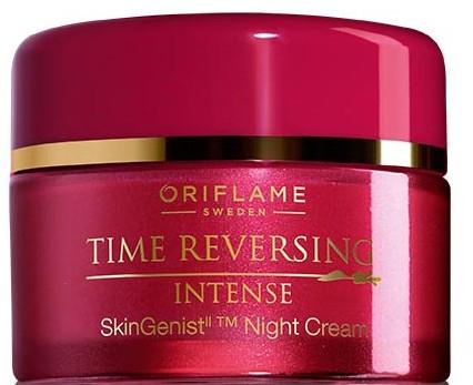"""Regeneračný nočný krém """"Intenzita nadčasového výkonu"""" - Oriflame Time Reversing Intense Cream — Obrázky N1"""