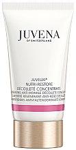 Voňavky, Parfémy, kozmetika Výživný koncentrát proti starnutiu krka a dekoltu - Juvena Juvelia Nutri Restore Decollete Concentrate