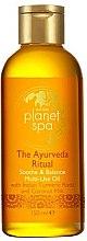 Voňavky, Parfémy, kozmetika Upokojujúci olej 3 v 1 pre telo, vlasy a kúpeľ - Avon Planet Spa The Ayurveda Ritual Soothe & Balance Multi-use Oil