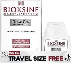 Voňavky, Parfémy, kozmetika Sada - Biota Bioxsine DermaGen (shm/300ml + shm/100ml)
