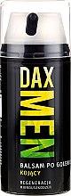 Voňavky, Parfémy, kozmetika Upokojujúci balzam po holení - DAX Men