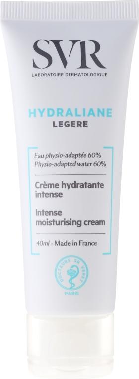 ľahký hydratačný krém - SVR Hydraliane Legere Light Cream — Obrázky N2