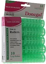 Voňavky, Parfémy, kozmetika Natáčky na vlasy,klasická forma, 23 mm, 10 ks - Donegal Hair Curlers