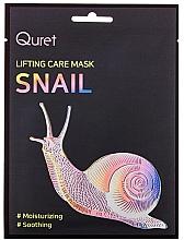 Voňavky, Parfémy, kozmetika Maska s liftingovým efektom - Quret Lifting Care Mask Snail