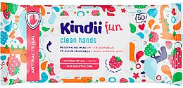 Voňavky, Parfémy, kozmetika Antibakteriálne osviežujúce utierky - Cleanic Kids Care