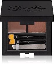 Voňavky, Parfémy, kozmetika Sada pre obočie - Sleek MakeUP Brow Kit