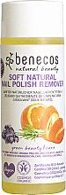 Voňavky, Parfémy, kozmetika Odlakovač s pomarančovým extraktom - Benecos Natural Nail Polish Remover