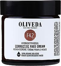 Voňavky, Parfémy, kozmetika Krém na tvár - Oliveda F42 Gesichtscreme Hydroxytyrosol Corrective Face Cream