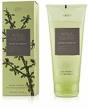 Voňavky, Parfémy, kozmetika Maurer & Wirtz 4711 Acqua Colonia Myrrh & Kumquat - Sprchový gél