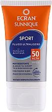 Voňavky, Parfémy, kozmetika Fluid s SPF ochranou - Ecran Sun Sport Ultralight Fluid Spf50