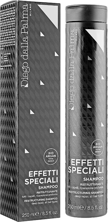 Regeneračný šampón na vlasy - Diego Dalla Palma Efettispeciali — Obrázky N1