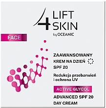 Voňavky, Parfémy, kozmetika Denný krém SPF20 - Lift4Skin Active Glycol Advanced Day Cream
