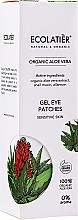 Voňavky, Parfémy, kozmetika Gél na pokožku okolo očí  - Ecolatier Organic Aloe Vera Gel