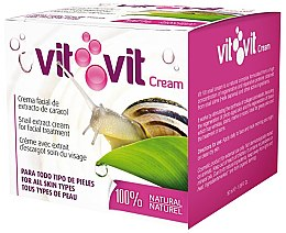 Voňavky, Parfémy, kozmetika Krém na tvár - Diet Esthetic Vit Vit Cream