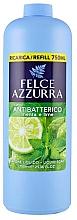 Voňavky, Parfémy, kozmetika Tekuté mydlo - Antibakteriálna mäta a limetka Felce Azzurra (vymeniteľná jednotka)