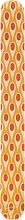 Voňavky, Parfémy, kozmetika Pilník na nechty 2061, žltý - Donegal