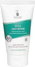 Voňavky, Parfémy, kozmetika Dezodorizačný krém na nohy - Bioturm Deodorant Cream for Feet Nr.80