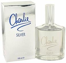 Voňavky, Parfémy, kozmetika Revlon Charlie Silver - Toaletná voda