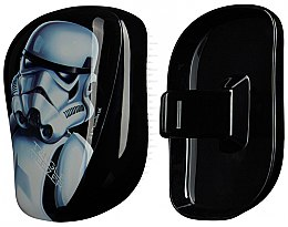 Voňavky, Parfémy, kozmetika Kompaktná kefka na vlasy - Tangle Teezer Compact Styler Star Wars Storm Trooper Brush