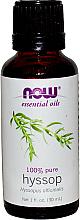 """Voňavky, Parfémy, kozmetika Éterický olej """"Yzop"""" - Now Foods Essential Oils 100% Pure Hyssop"""