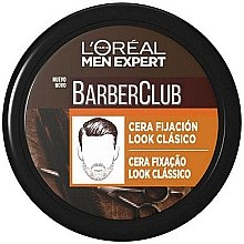 Voňavky, Parfémy, kozmetika Fixačný vosk - L'Oreal Men Expert Barber Club Soft Hold Wax