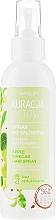 Voňavky, Parfémy, kozmetika Sprej na vlasy s jablčným octom pre normálne a mastné vlasy - Marion Apple Vinegar Hair Spray