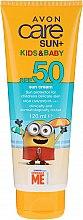 Voňavky, Parfémy, kozmetika Detský krém s ochranou proti slnku - Avon Sun+ Kids And Baby Sun Cream SPF50