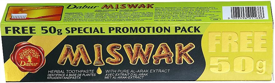 """Zubná pasta """"Herbal"""" - Dabur Miswak"""