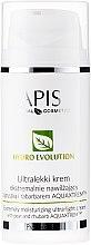 Voňavky, Parfémy, kozmetika Extrémne hydratačný ultraľahký krém s hruškou a rebarborou - APIS Professional Hydro Evolution Extremely Moisturizing Ultra-Light Cream