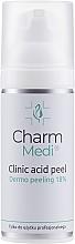 Voňavky, Parfémy, kozmetika Kyselinový peeling na tvár 18% - Charmine Rose Charm Medi Clinic Acid Peel Derma Peeling 18%