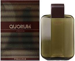 Voňavky, Parfémy, kozmetika Antonio Puig Quorum - Mlieko po holení