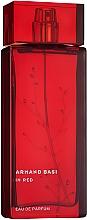 Voňavky, Parfémy, kozmetika Armand Basi In Red Eau de Parfum - Parfumovaná voda (tester s viečkom)