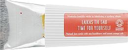 Voňavky, Parfémy, kozmetika Scrub na tvár s rakytníkom a pomarančovým olejom - Uoga Uoga Time For Yourself Natural Face Scrub