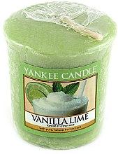 Voňavky, Parfémy, kozmetika Aromatická sviečka - Yankee Candle Vanilla Lime
