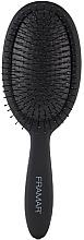 Voňavky, Parfémy, kozmetika Kefa na vlasy pre ľahké rozčesávanie, čierna - Framar Detangle Brush Black To The Future
