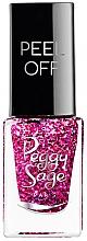 Voňavky, Parfémy, kozmetika Lak na nechty - Peggy Sage Peel Off